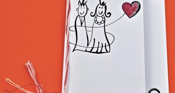 pittura_Claro_biglietto per matrimonio 2
